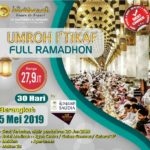 "Paket Umroh Ramadhan 2019 Khazzanah Tour<span class=""rating-result after_title mr-filter rating-result-1214"" >			<span class=""no-rating-results-text"">No ratings yet.</span>		</span>"