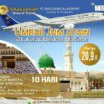 Paket Umroh April 2020 Wujudkan Ibadah yang Khusyu dan Syahdu