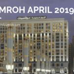 Paket Umroh April 2019 Sesuai Dengan Tuntunan Rosul
