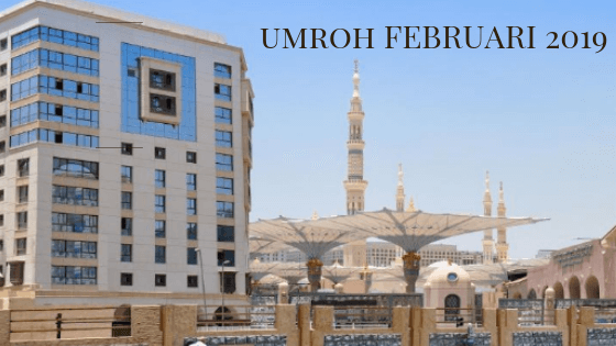 Paket Umroh februari 2019